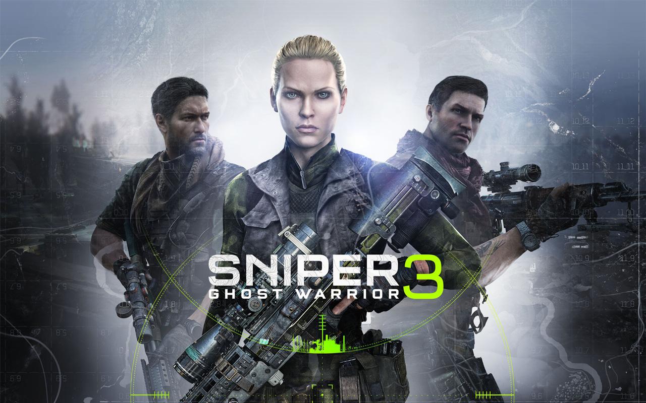 Free Sniper: Ghost Warrior 3 Wallpaper in 1280x800