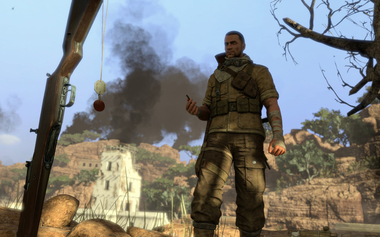 Free Sniper Elite 3 Wallpaper in 1280x800