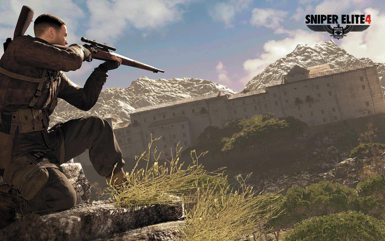 Free Sniper Elite 4 Wallpaper in 1280x800