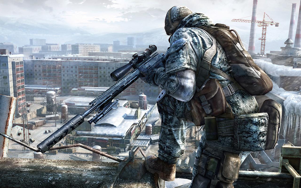 Free Sniper: Ghost Warrior 2 Wallpaper in 1280x800