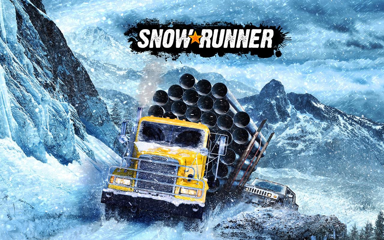 Free Snowrunner Wallpaper in 1280x800