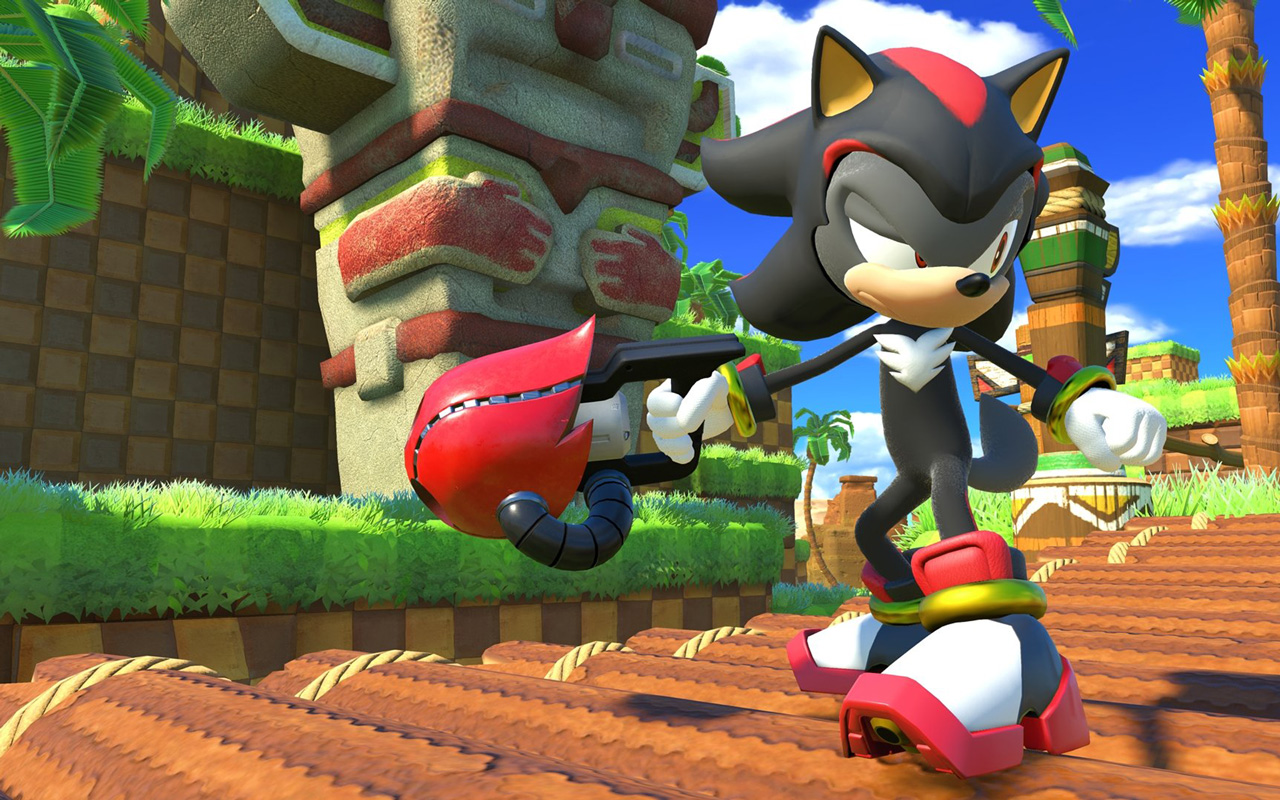 Free Sonic Forces Wallpaper in 1280x800