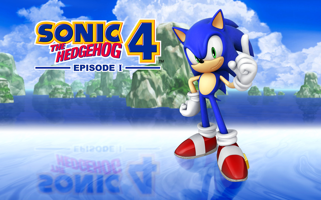 Free Sonic the Hedgehog 4: Episode I Wallpaper in 1280x800