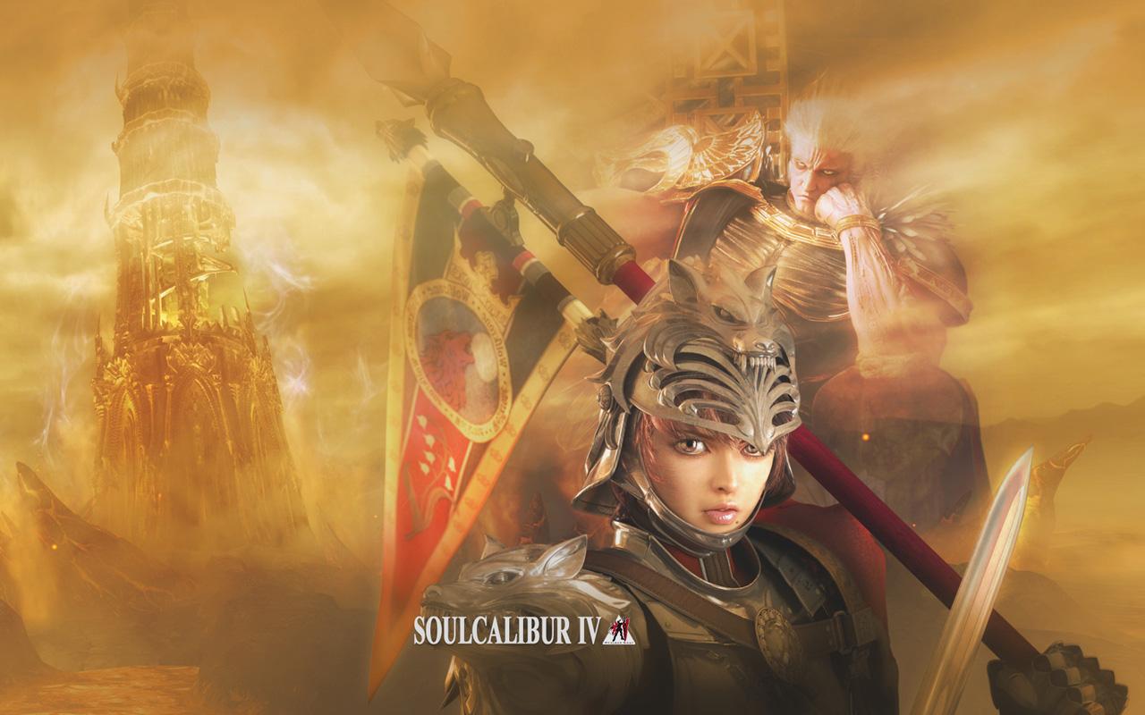Free Soulcalibur IV Wallpaper in 1280x800