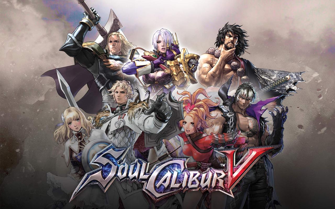 Free Soulcalibur V Wallpaper in 1280x800