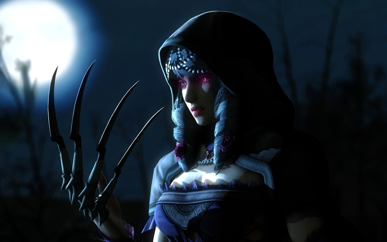 Free Soulcalibur V Wallpaper in 1280x800