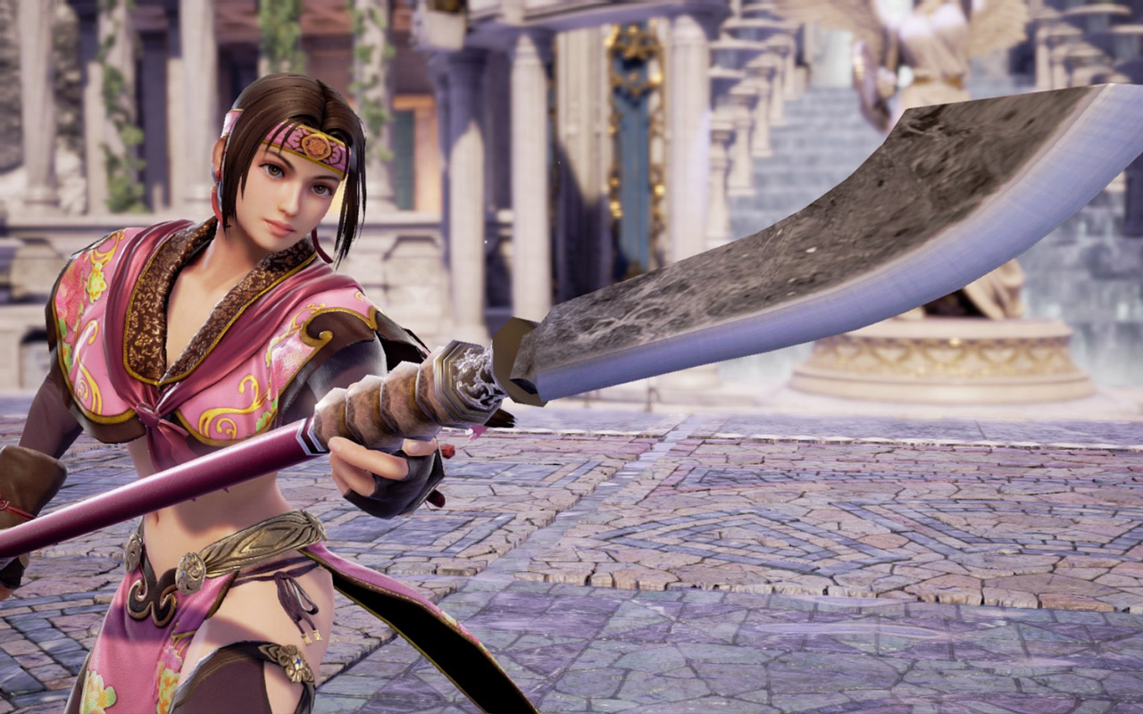 Free Soulcalibur VI Wallpaper in 1280x800