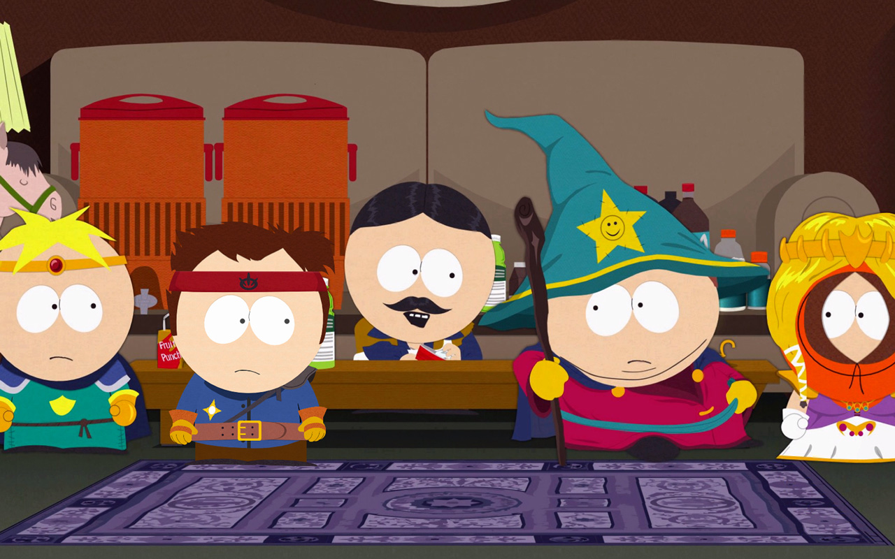 Free South Park: The Stick of Truth Wallpaper in 1280x800