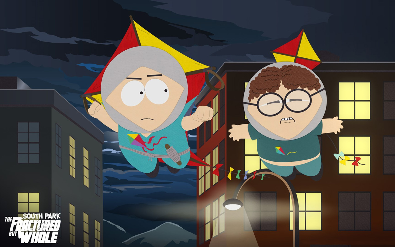 Free South Park: The Fractured but Whole Wallpaper in 1280x800