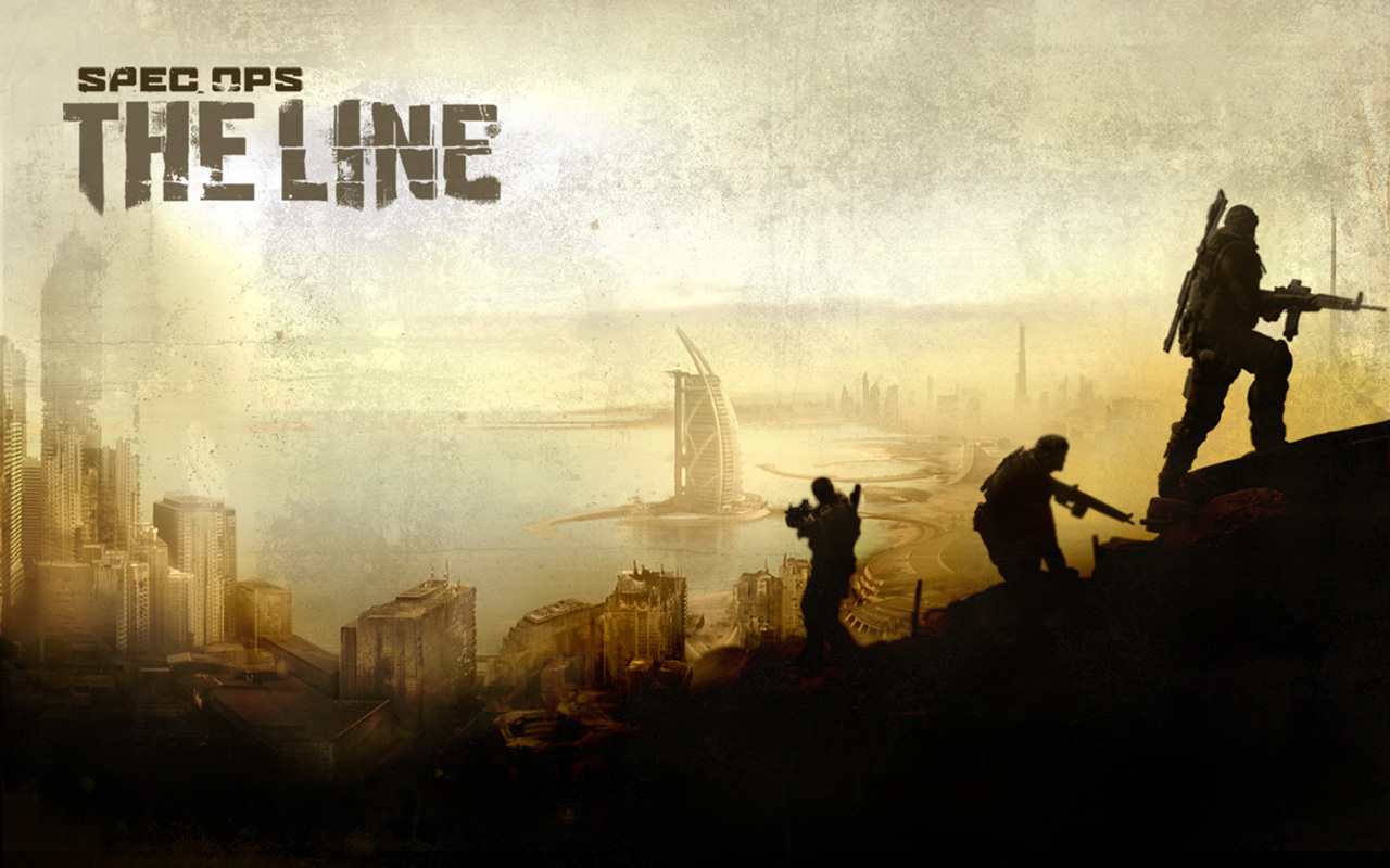 Free Spec Ops: The Line Wallpaper in 1280x800