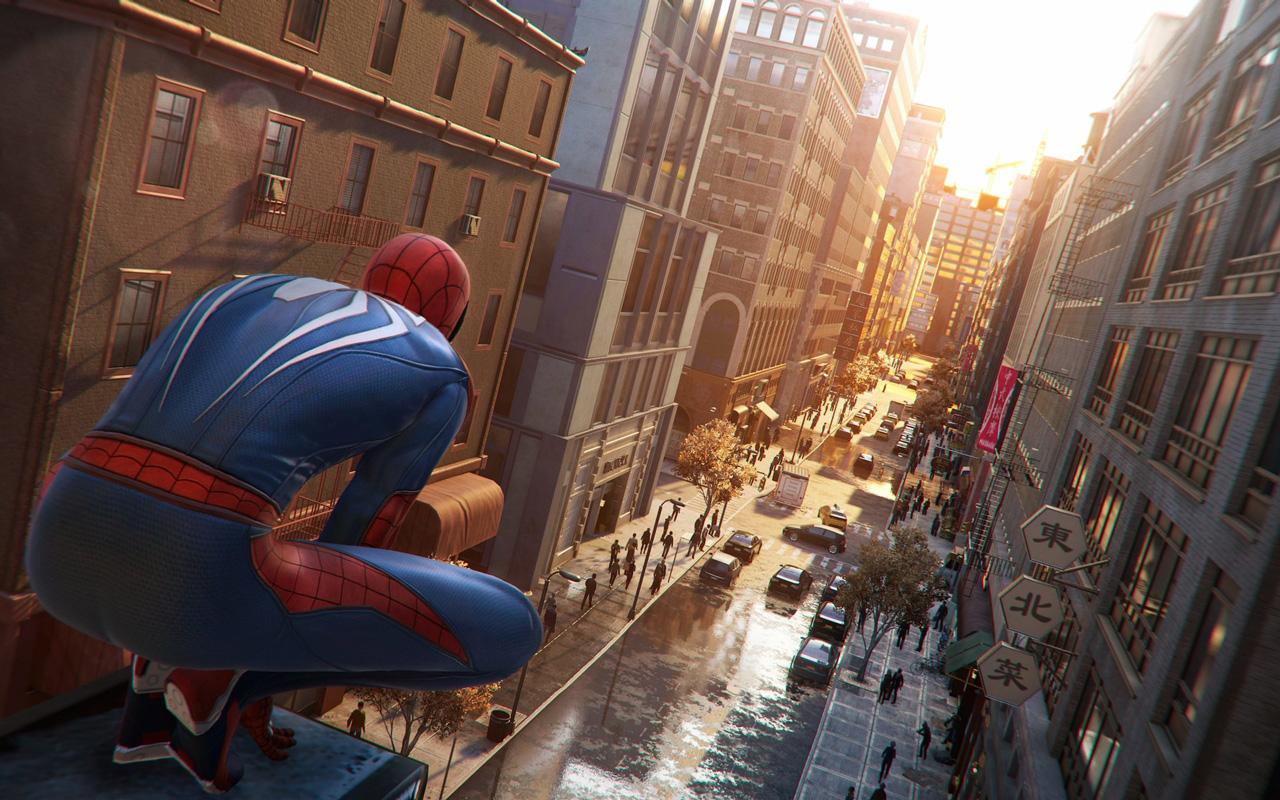 Free Spider-Man Wallpaper in 1280x800