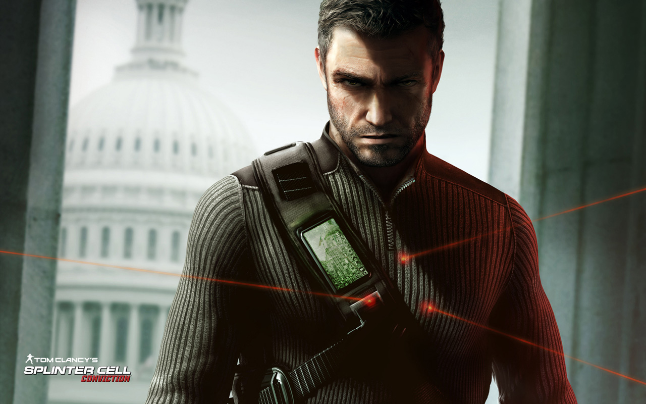 Free Splinter Cell: Conviction Wallpaper in 1280x800