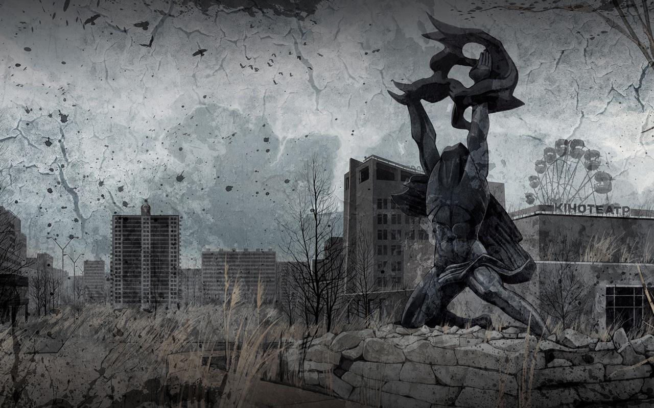 Free S.T.A.L.K.E.R.: Call of Pripyat Wallpaper in 1280x800