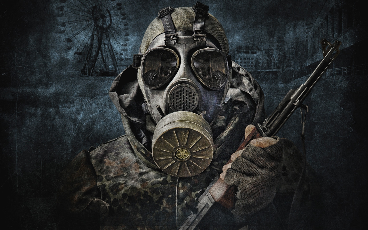 Free S.T.A.L.K.E.R.: Shadow of Chernobyl Wallpaper in 1280x800