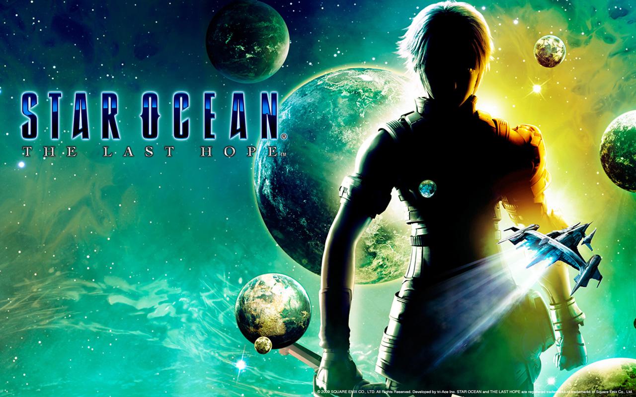 Free Star Ocean: The Last Hope Wallpaper in 1280x800