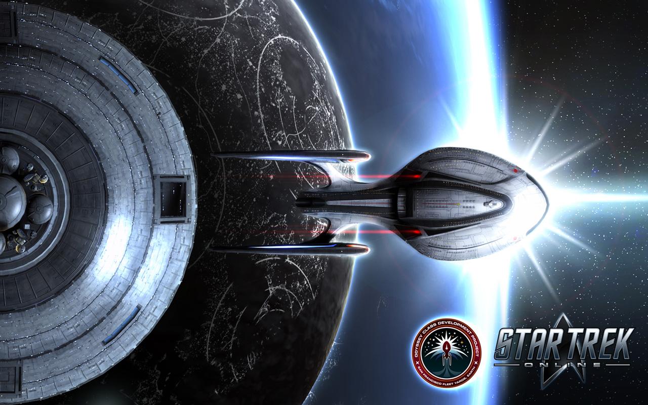 Free Star Trek Online Wallpaper in 1280x800