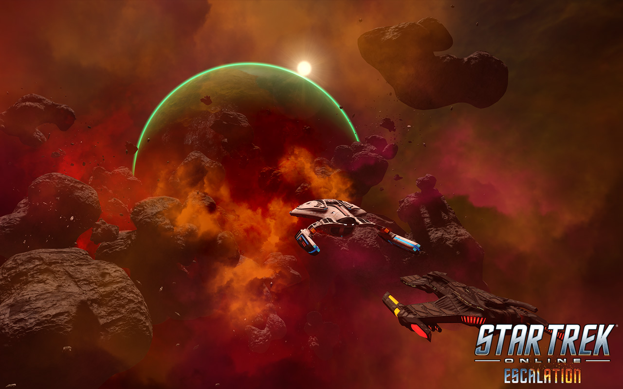 Free Star Trek Online Wallpaper in 1280x800