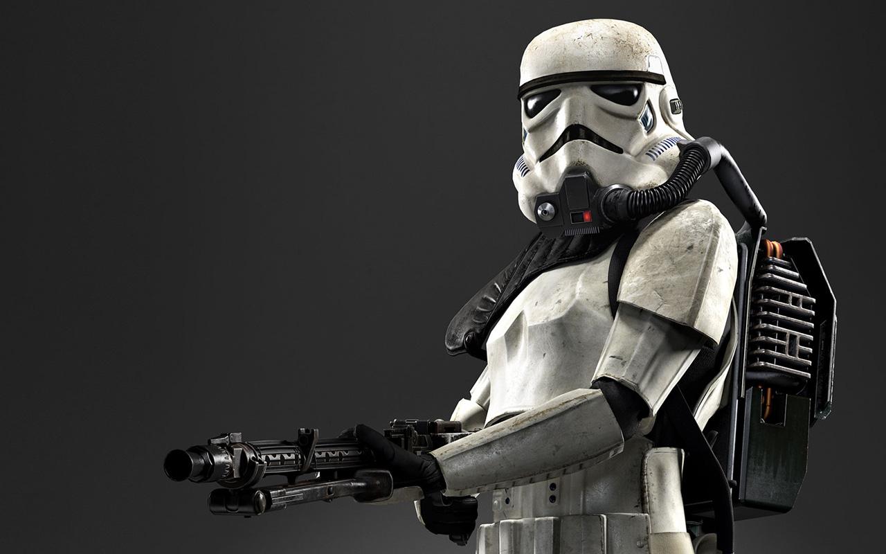 Free Star Wars: Battlefront Wallpaper in 1280x800