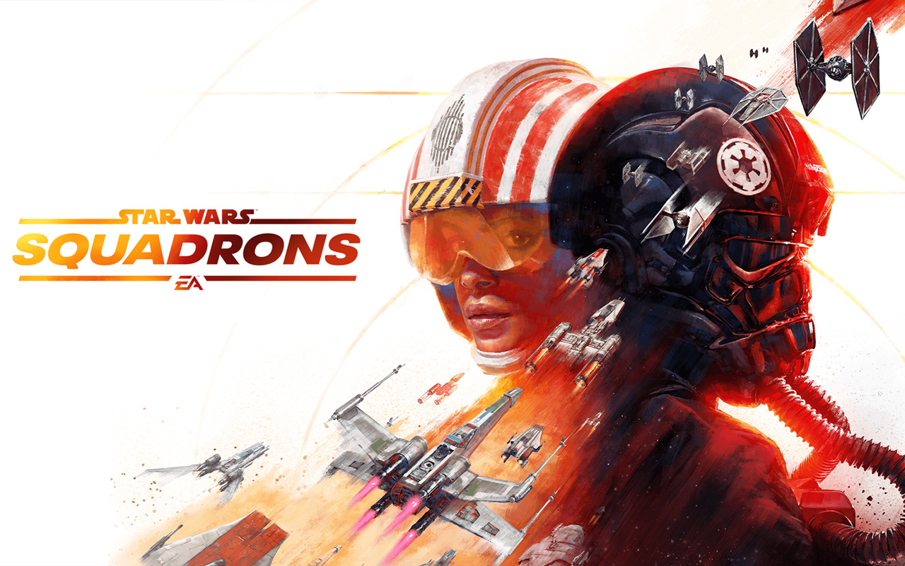 Free Star Wars: Squadrons Wallpaper in 1280x800