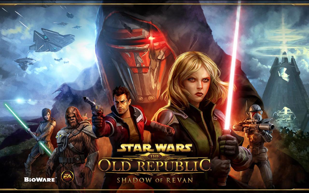 Free Star Wars: The Old Republic Wallpaper in 1280x800
