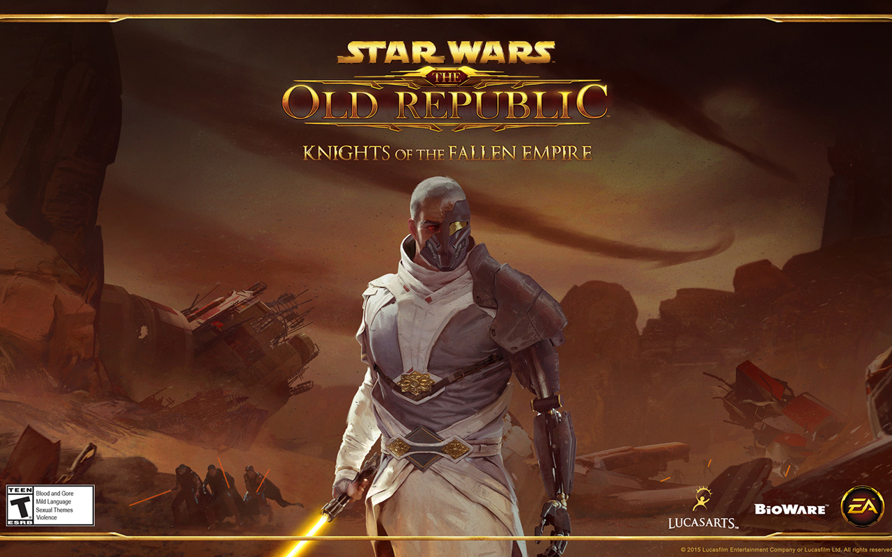 Free Star Wars: The Old Republic Wallpaper in 1280x800