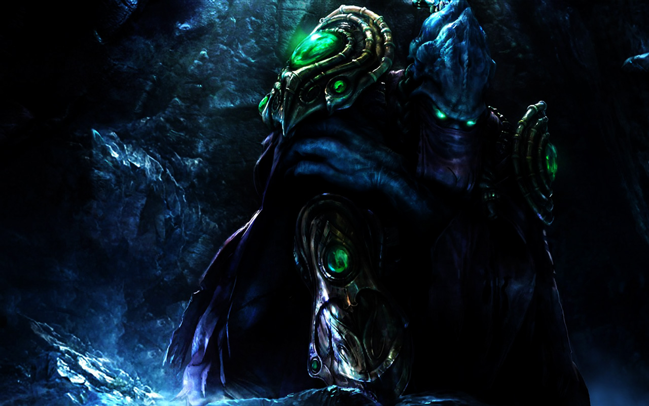 Free Starcraft 2 Wallpaper in 1280x800