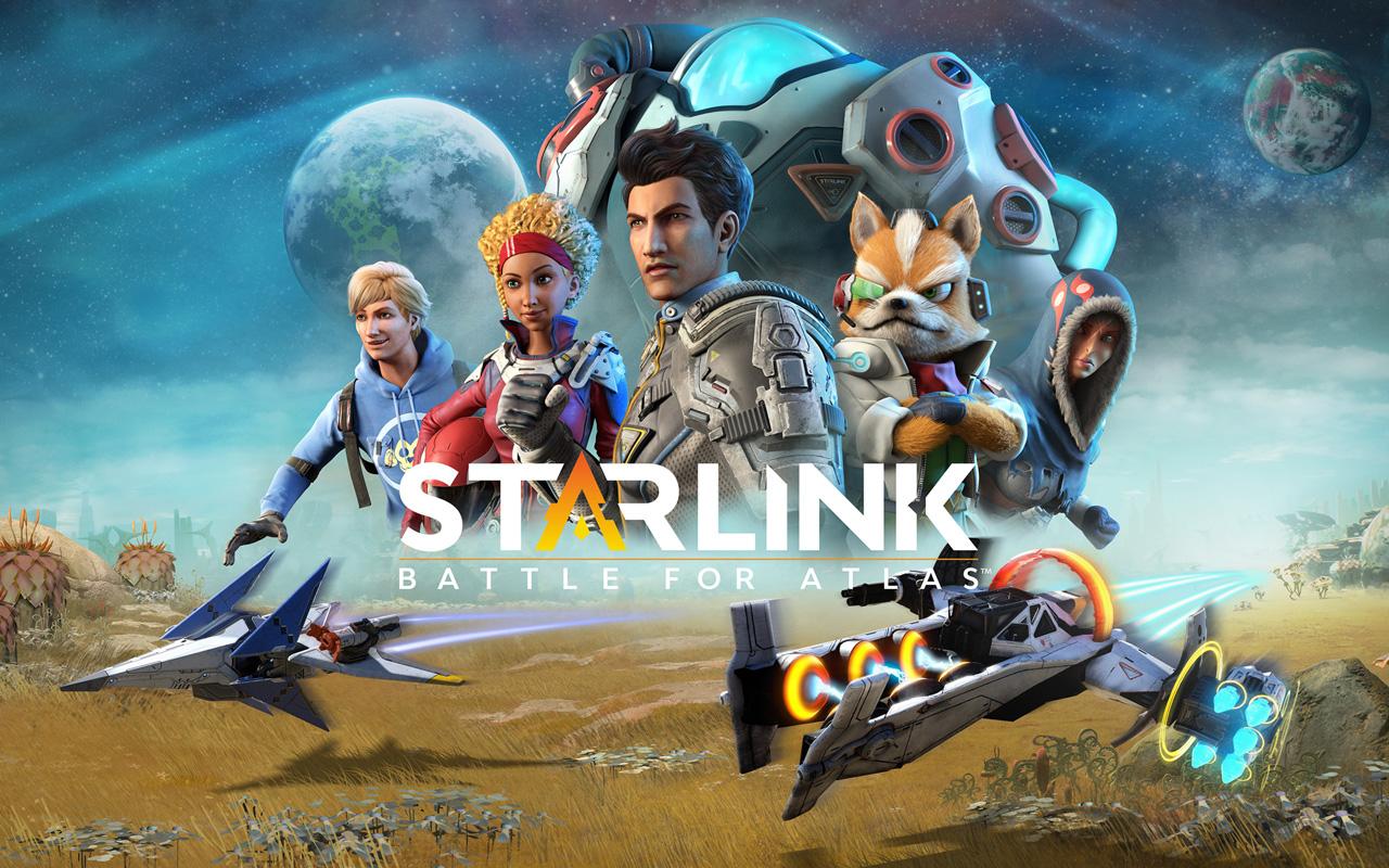 Free Starlink: Battle for Atlas Wallpaper in 1280x800
