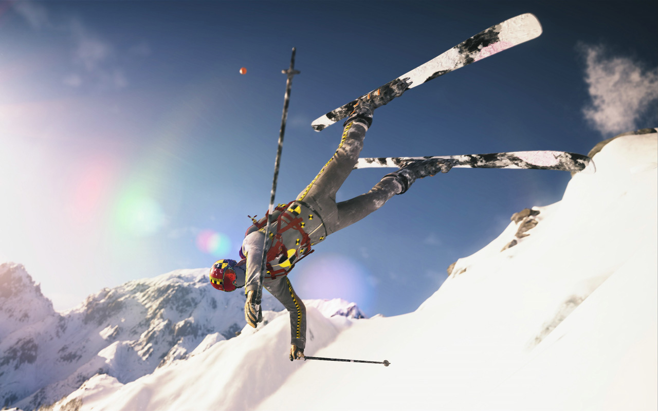 Free Steep Wallpaper in 1280x800