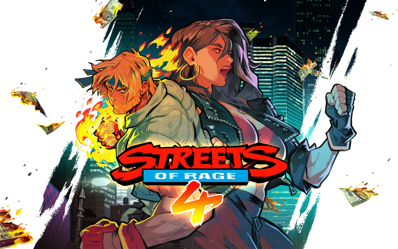 Free Streets of Rage 4 Wallpaper in 1280x800