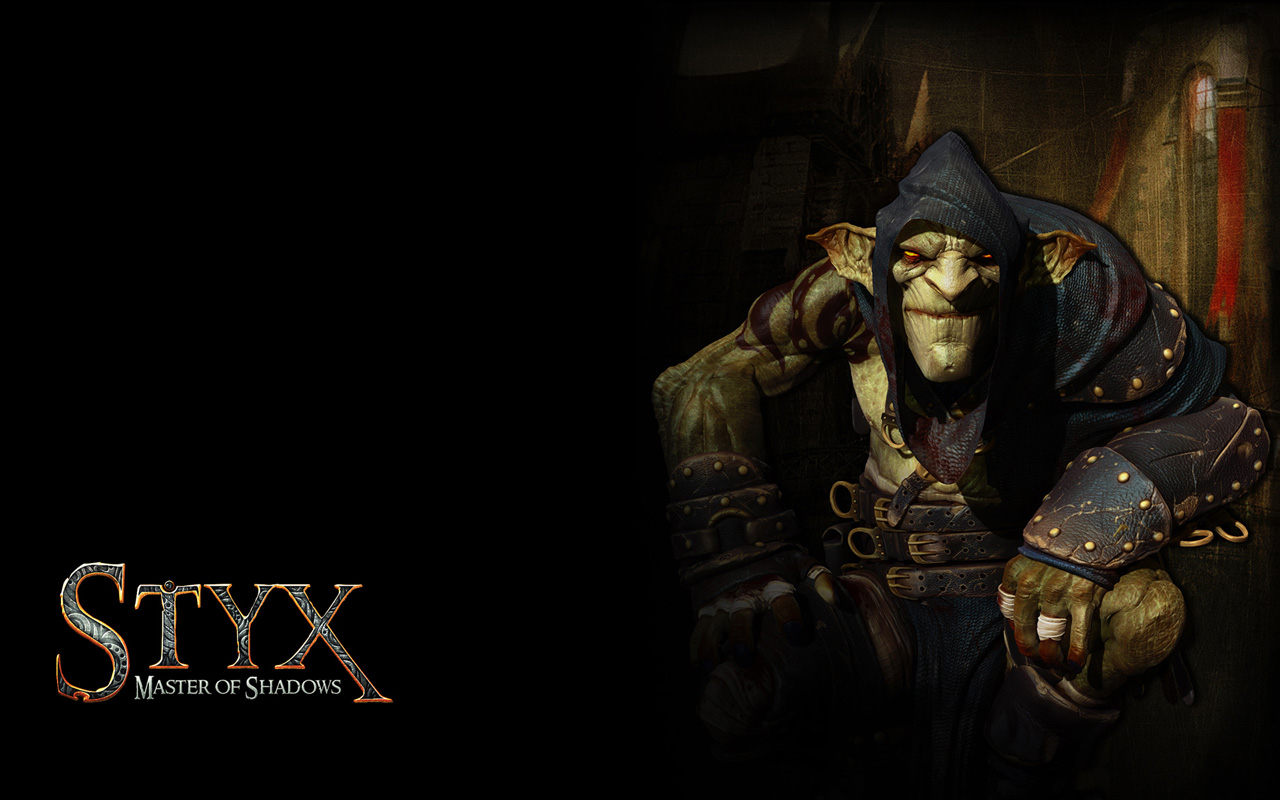 Free Styx: Master of Shadows Wallpaper in 1280x800