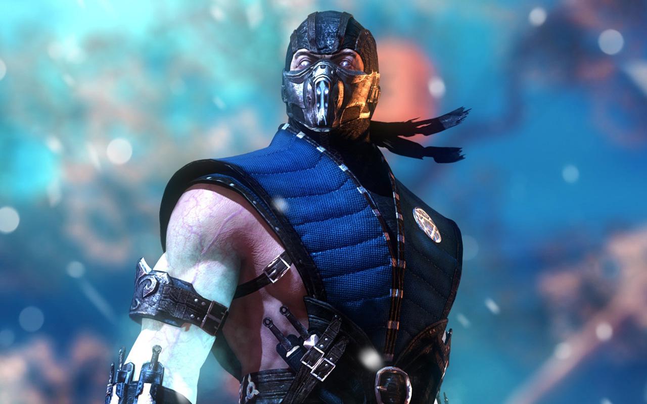 Free Mortal Kombat X Wallpaper in 1280x800