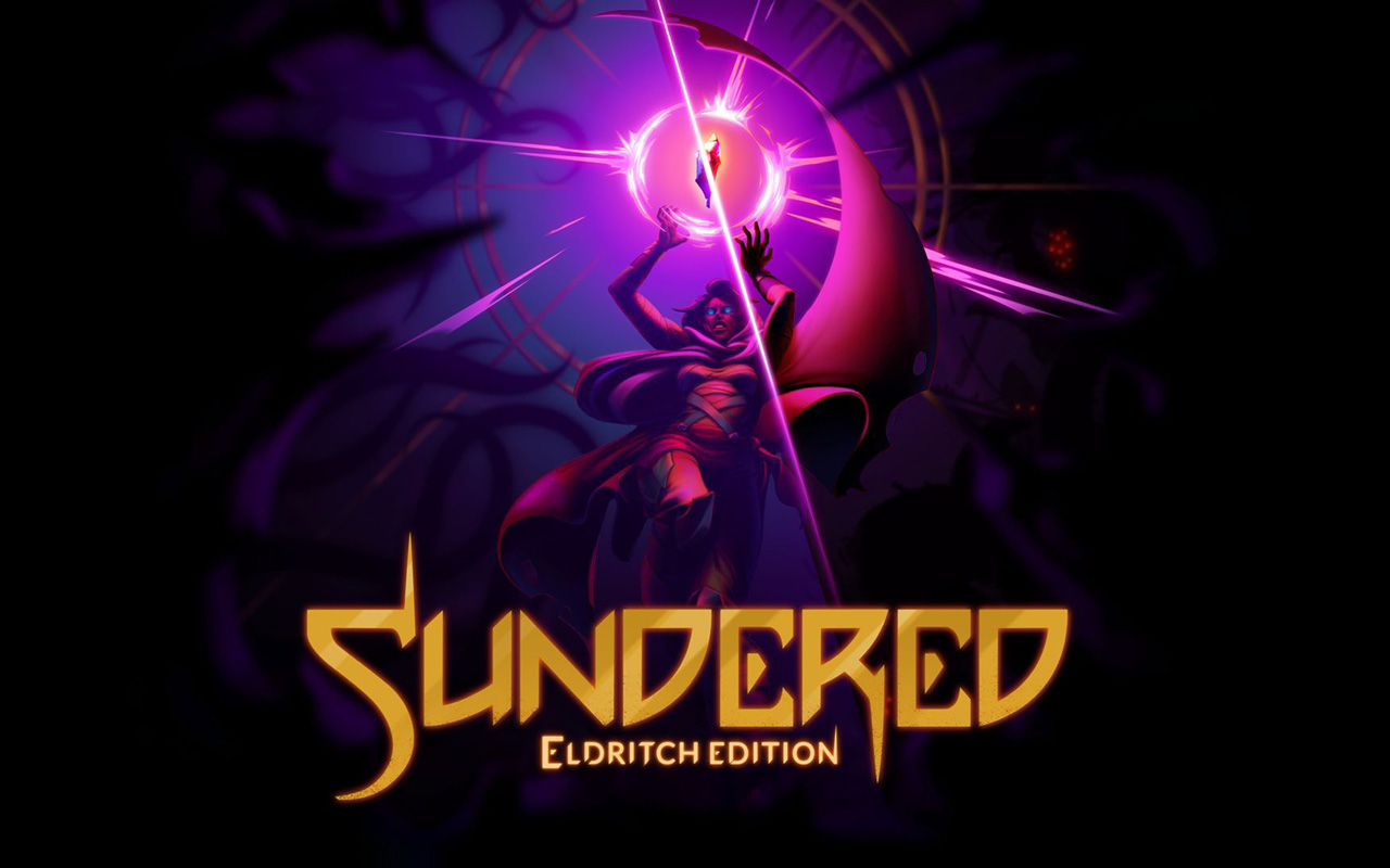 Free Sundered Wallpaper in 1280x800