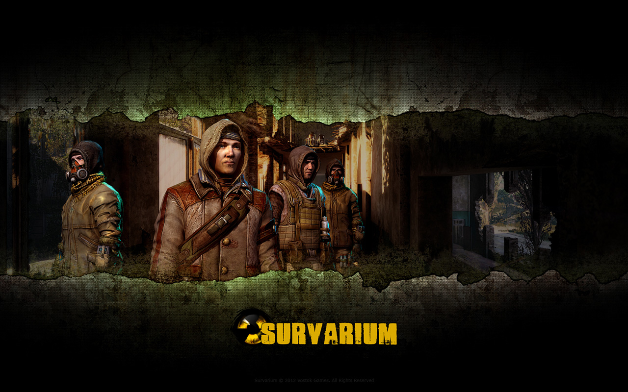 Free Survarium Wallpaper in 1280x800