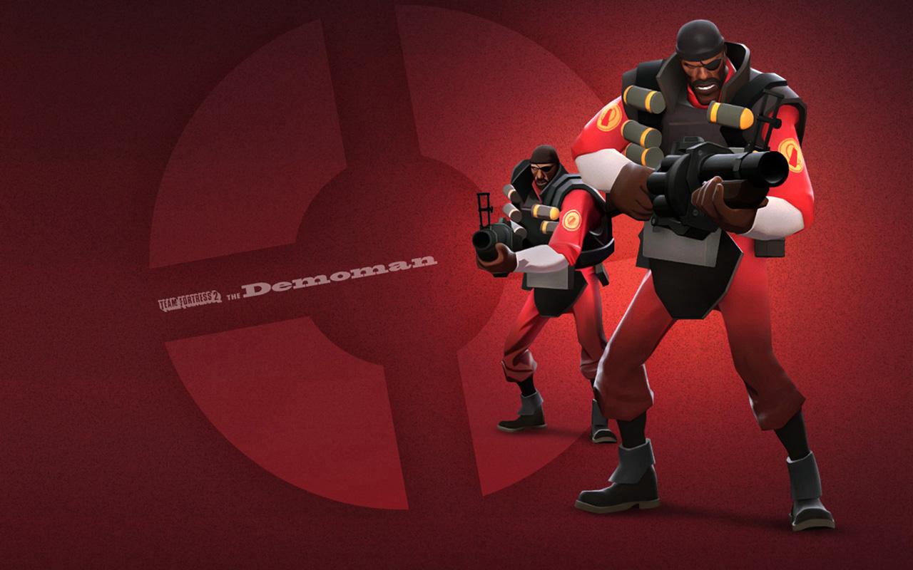 Team Fortress 2 Wallpaper in 1280x800