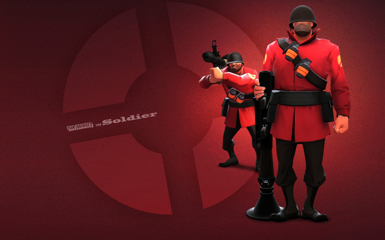 Free Team Fortress 2 Wallpaper in 1280x800