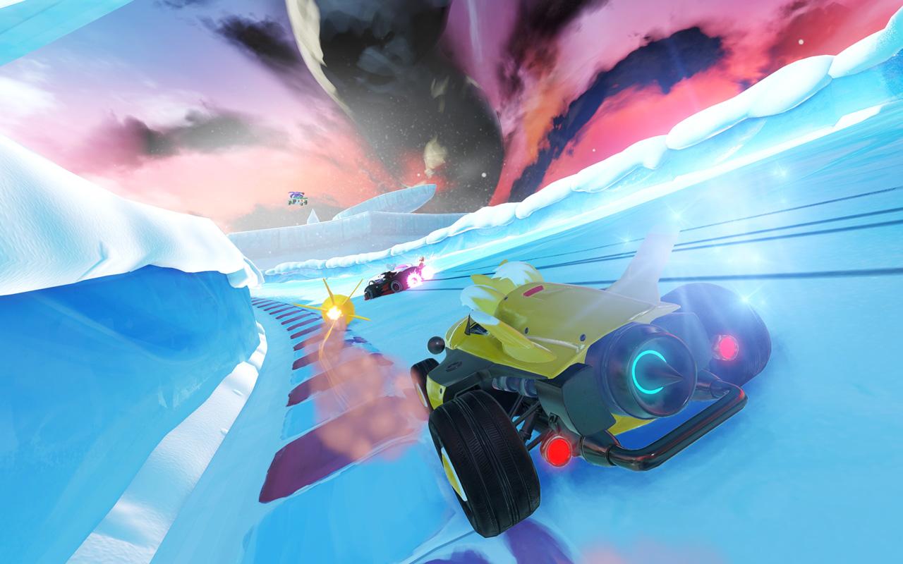 Free Team Sonic Racing Wallpaper in 1280x800