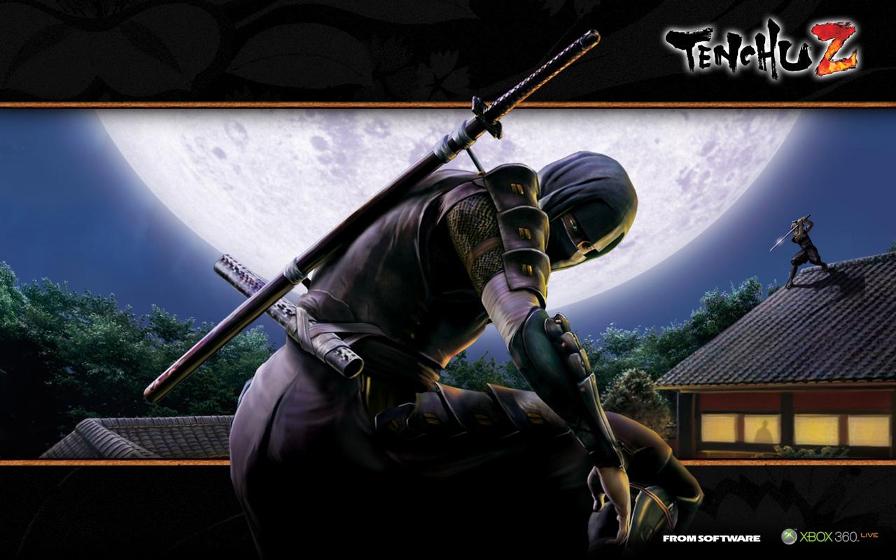 Free Tenchu Z Wallpaper in 1280x800