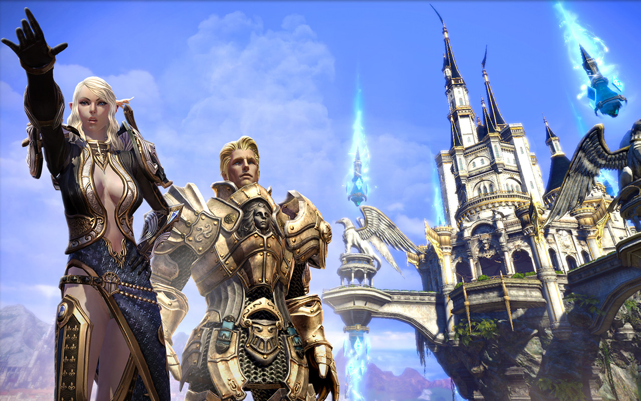 Free TERA Wallpaper in 1280x800