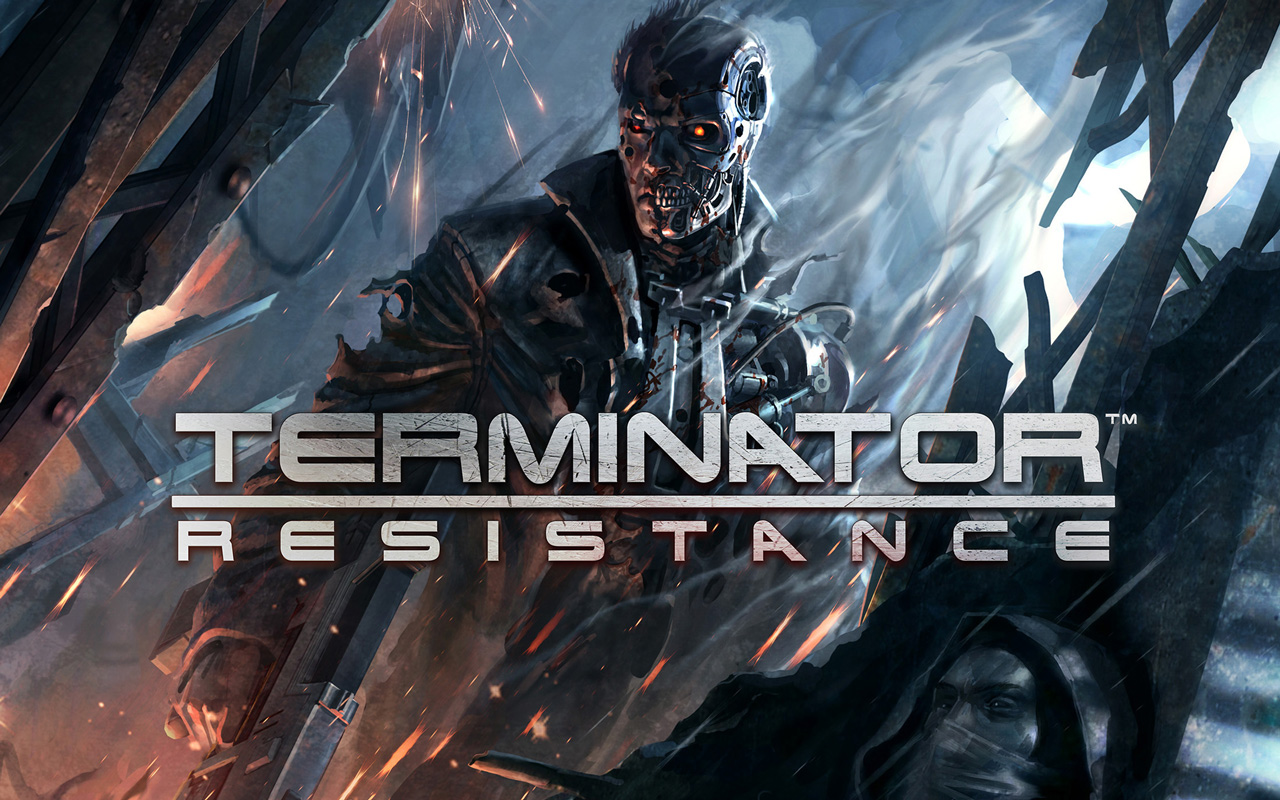 Free Terminator: Resistance Wallpaper in 1280x800