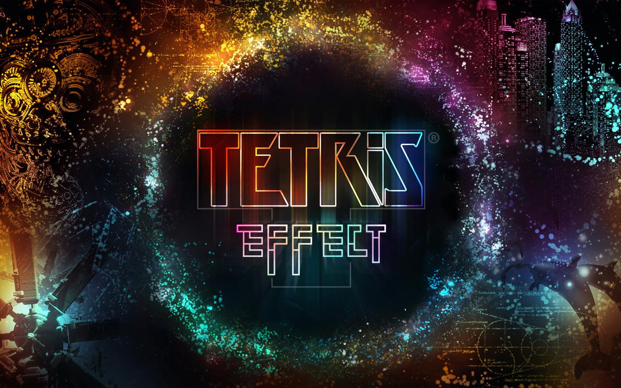 Free Tetris Effect Wallpaper in 1280x800