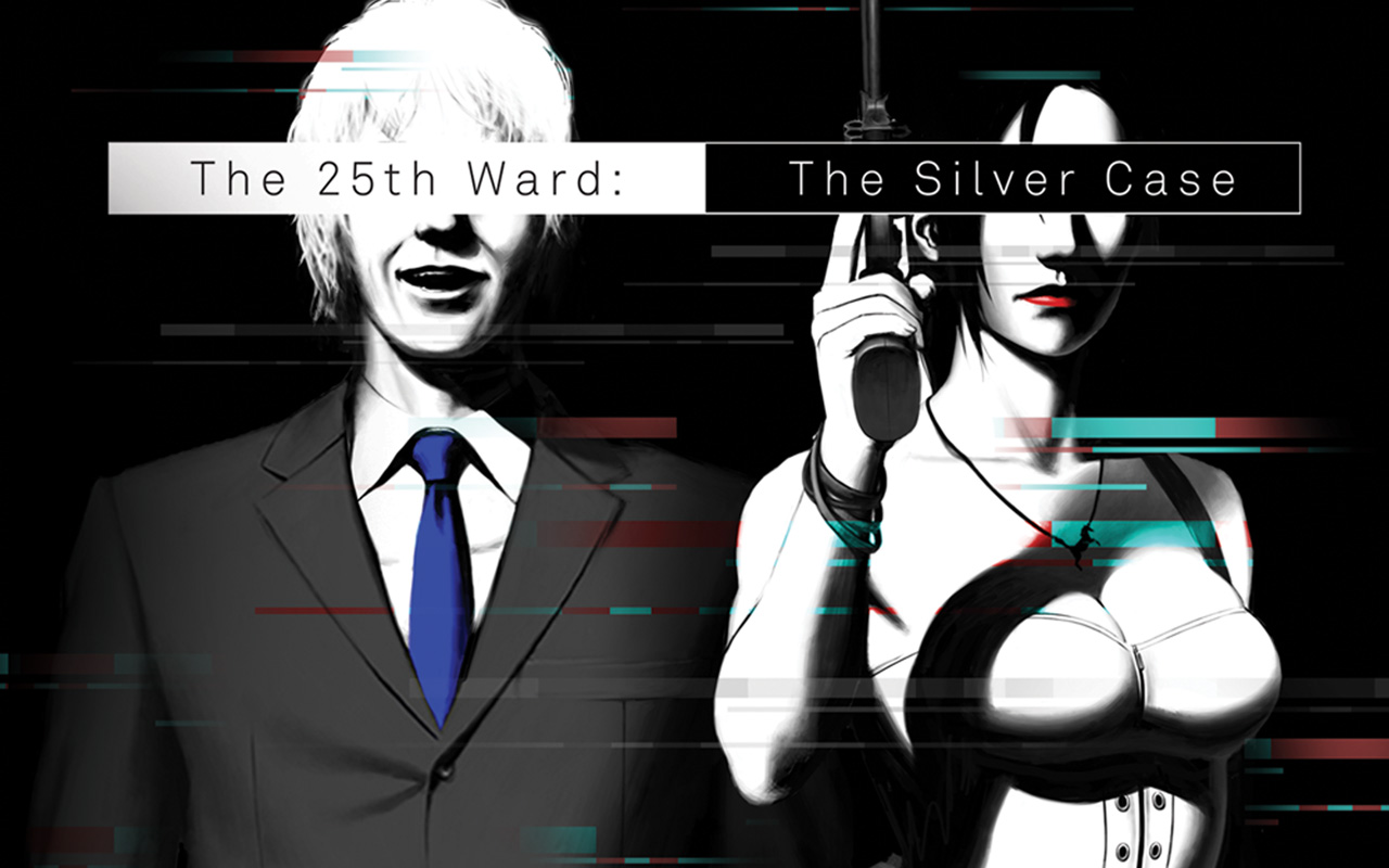 Free The 25th Ward: The Silver Case Wallpaper in 1280x800