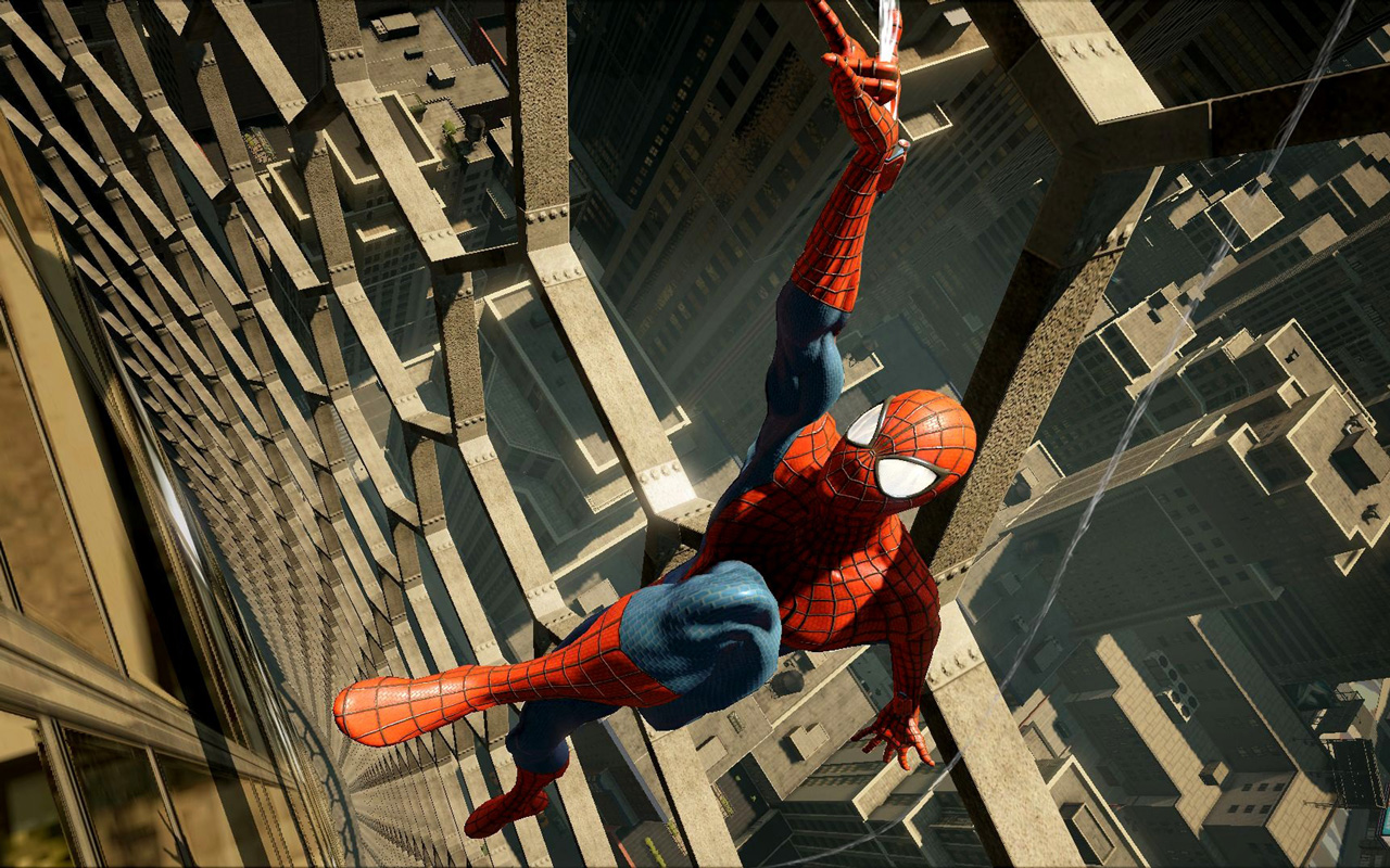 Free The Amazing Spider-Man 2 Wallpaper in 1280x800