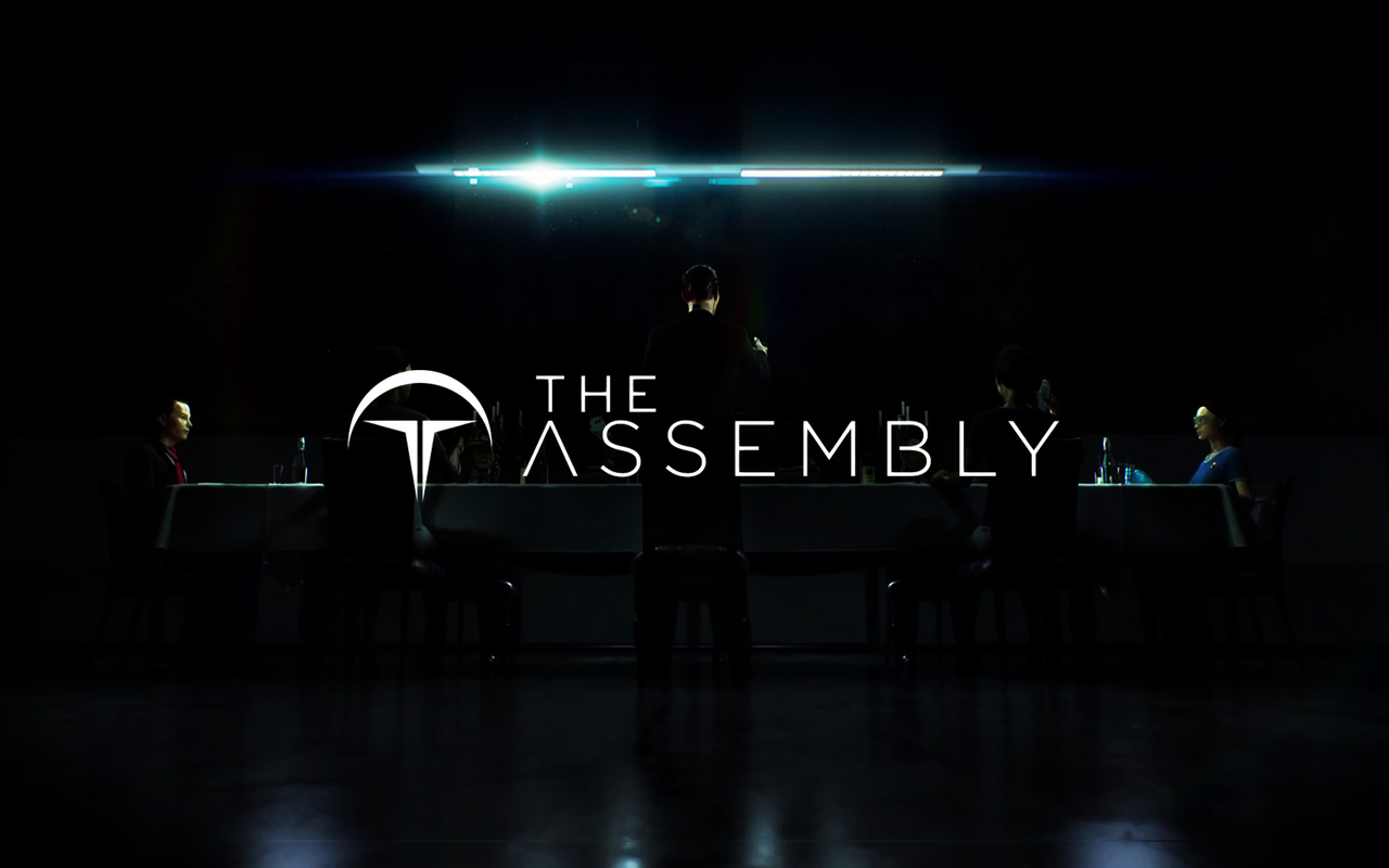 Free The Assembly Wallpaper in 1280x800