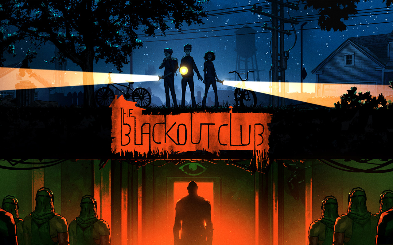 Free The Blackout Club Wallpaper in 1280x800