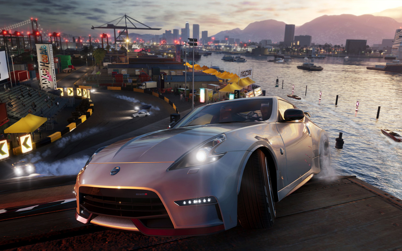 Free The Crew 2 Wallpaper in 1280x800