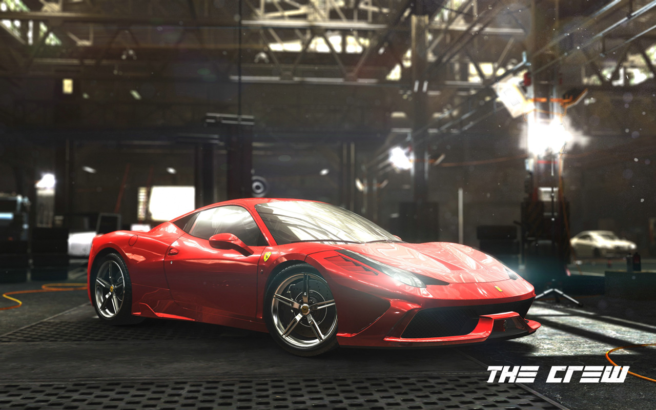 Free The Crew Wallpaper in 1280x800