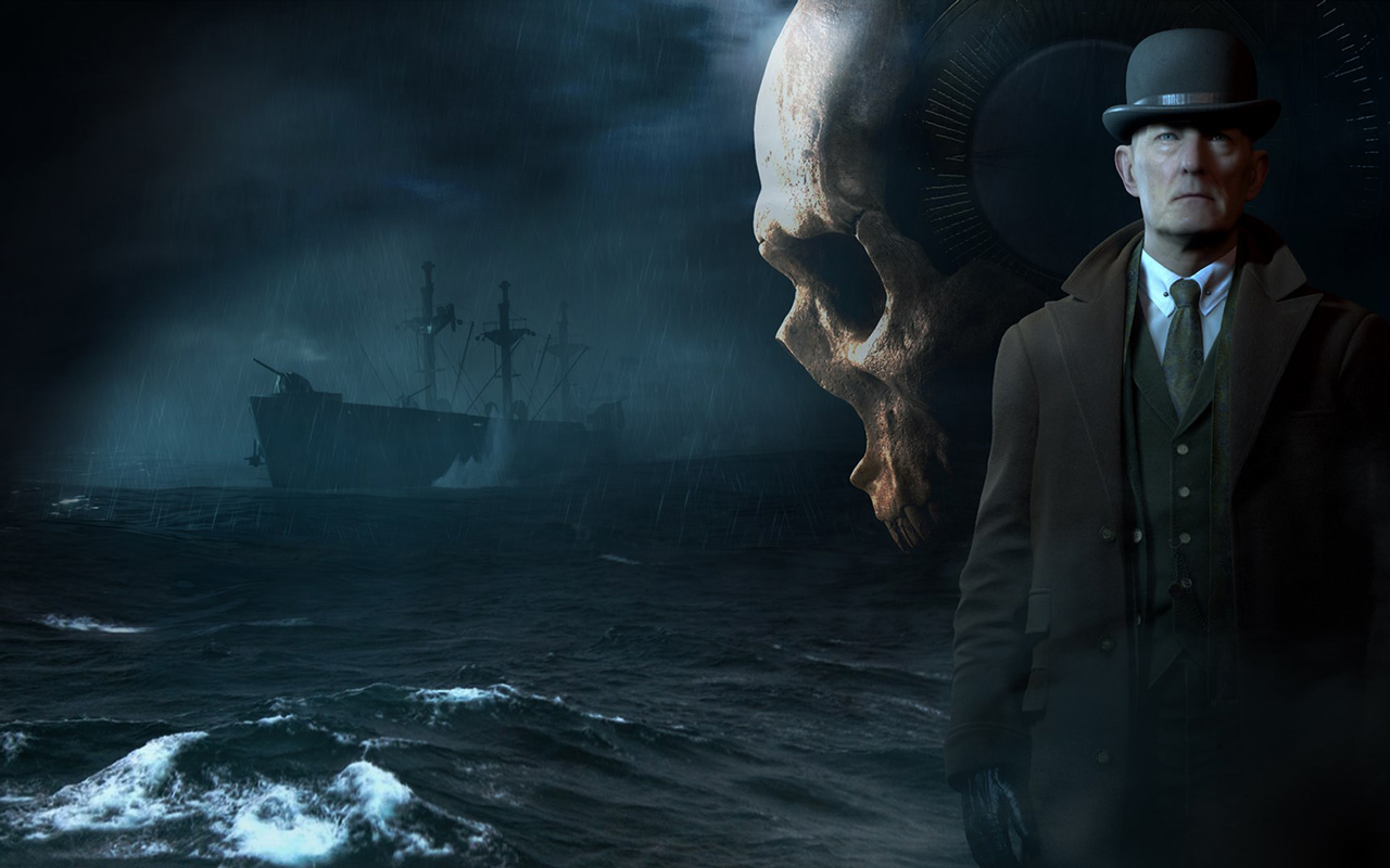 Free The Dark Pictures - Man of Medan Wallpaper in 1280x800