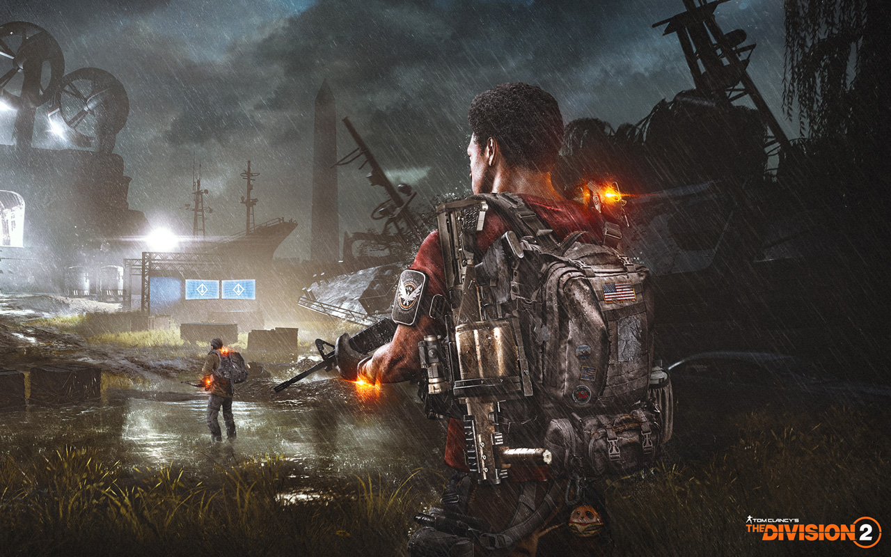 Free The Division 2 Wallpaper in 1280x800