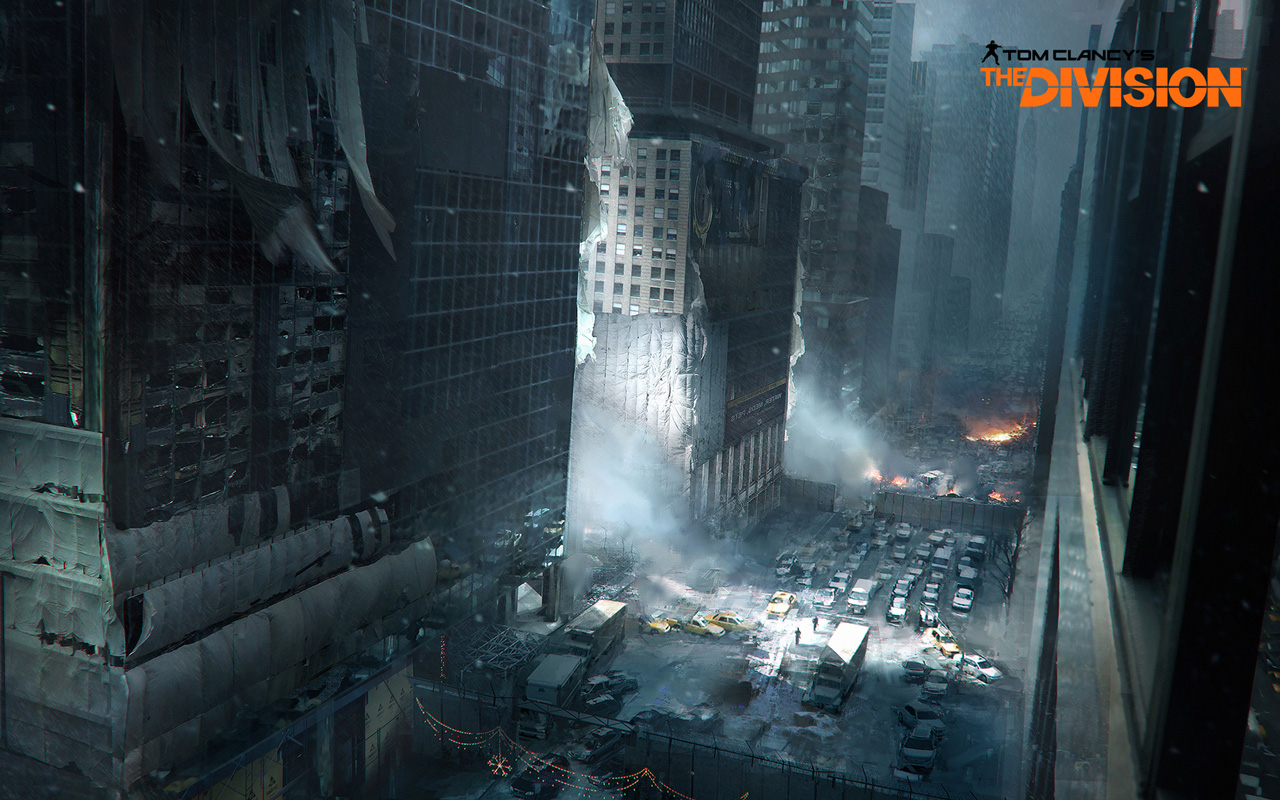 Free The Division Wallpaper in 1280x800