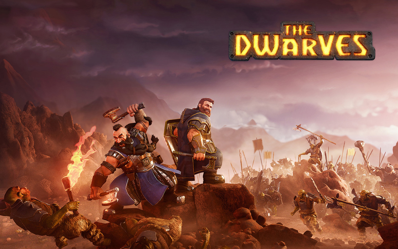 Free The Dwarves Wallpaper in 1280x800